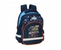 Школьный ранец ПАРУС Размер: 40х28х16 Материал: нейлон Модель состоит из...
